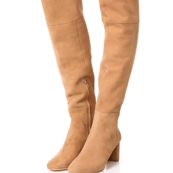 Loeffler Randall Suede Over-The-Knee Boots sale browse free shipping pick a best real cheap price new yrpYg92